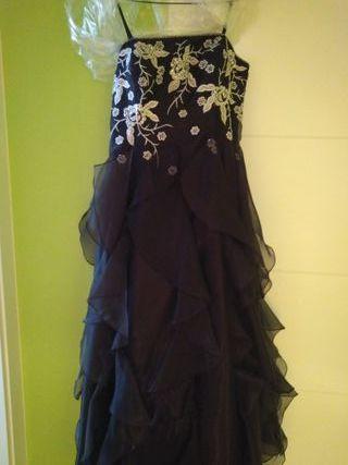 vestido de fiesta +regalo de torerita