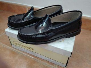 zapatos comunión mocasines