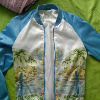 thin Zara Man jacket size S