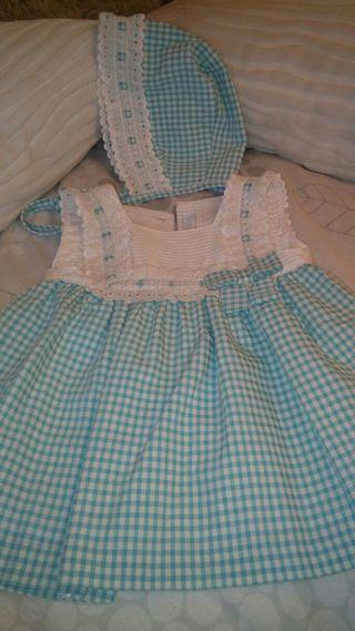 vestido mayoral 1-2m