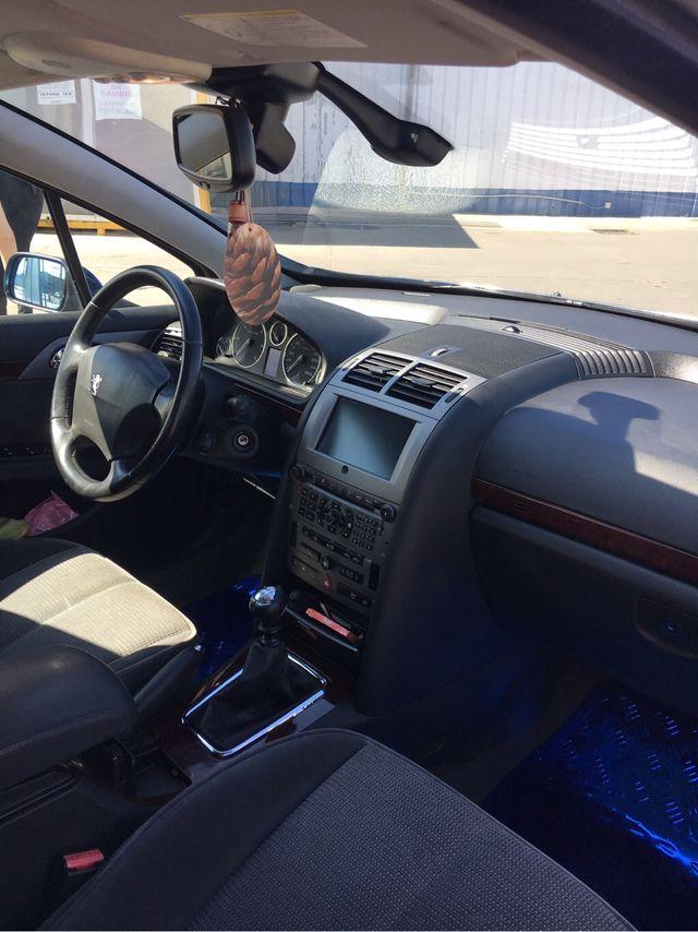 Peugeot 407 contestó al WhatsApp 6 5 5 9 1 6 0 7 3