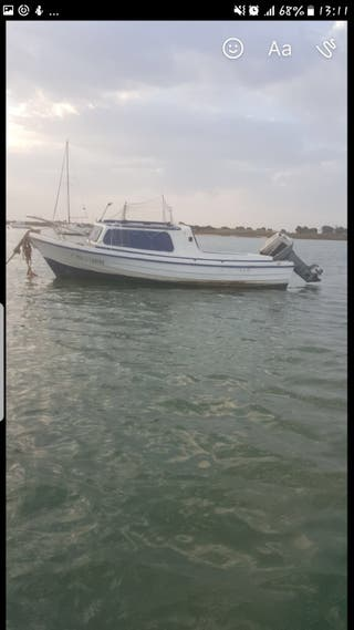 Barco taylor 50