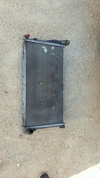 radiador de bmw 525d