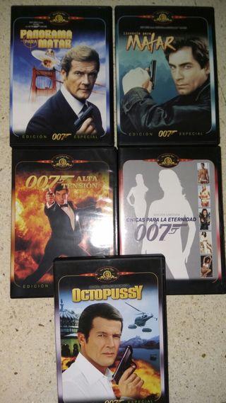 Dvd James Bond E. Especial