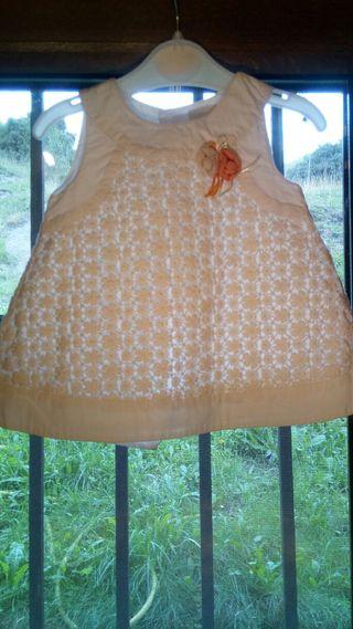 vestido 1-2 m mayoral