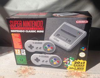 Nintendo S NES (NEGOCIABLE)