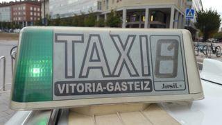 Licencia de taxi en Vitoria-Gasteiz