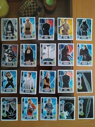 Cartas Star Wars