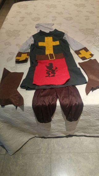 disfraz cristiano