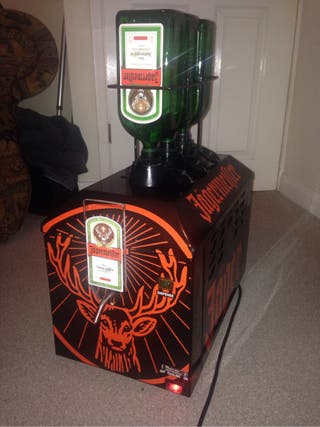 Jagarmeister machine