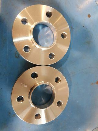 separadores de 20mm 5x108 citroen y peugeot