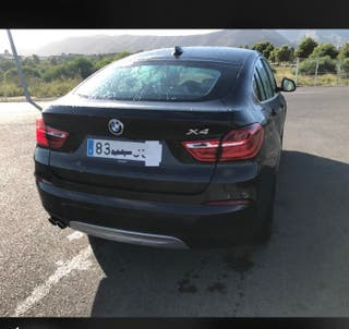 BMW X4 septiembre 2016