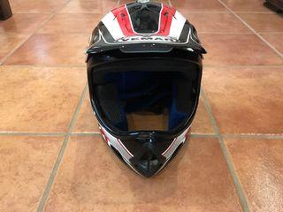 Casco motocross y enduro
