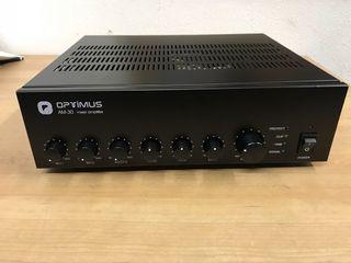 Amplificador audio AM30 Nuevo a estrenar