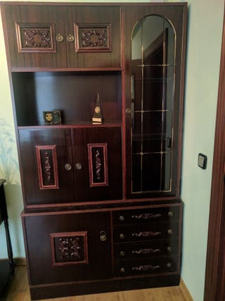 Consola antigua de segunda mano por 40 en palencia for Consolas antiguas muebles