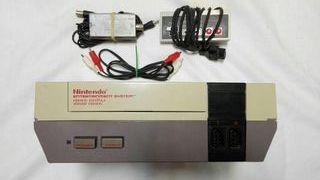NES: Nintendo Entertainment System del año 1987