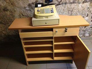 Mueble mostrador