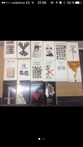 Libros clasicos españoles