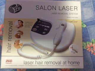 Laser safe technology