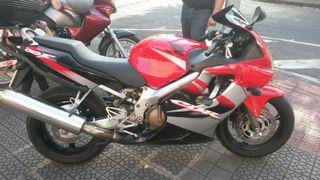 Moto cbr 600 f