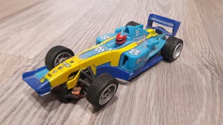 coche scalextric f1 mini