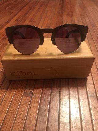Gafas de sol de madera - Marca Ribot