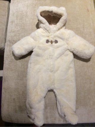Buzo polar bebe