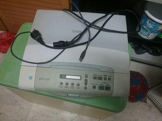 Impresora, scaner, Marca Brother