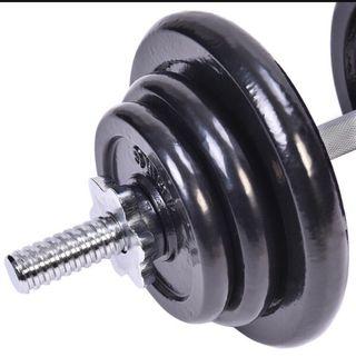 Mancuerna fitness