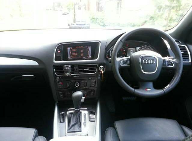 2011 Audi Q5 2.0 TDI Quattro S Line