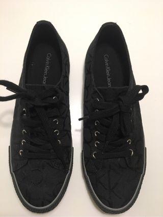 Calvin klein zapatillas mujer
