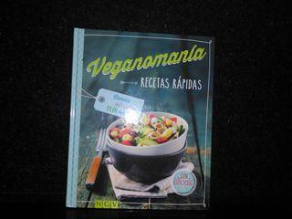 Libro de recetas veganas rápidas