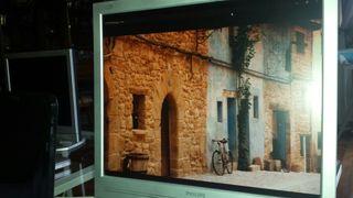 monitor Philips 17 pulgadas