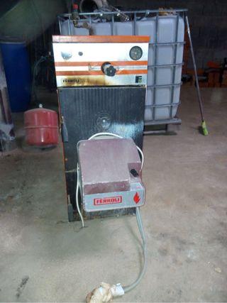 Caldera de calefaccion