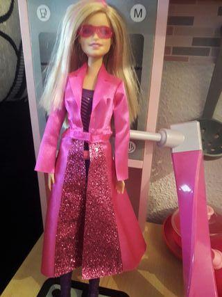 barbie superespia