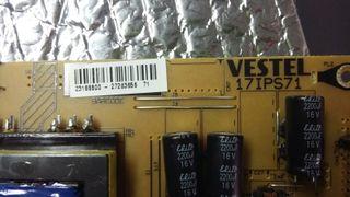 F.alimentacion inverter vestel 17ips71