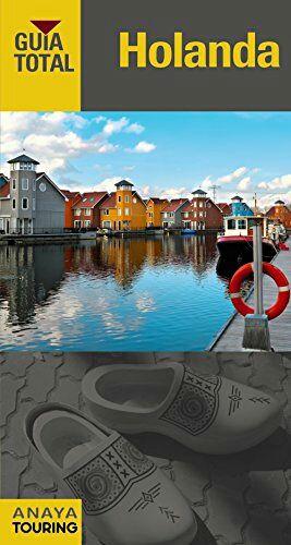 Guia de viaje. Holanda. Anaya Touring