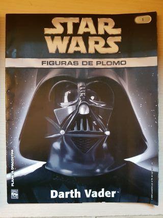 Star wars Figuras de plomo