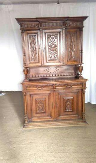 Mueble alacena dos piezas