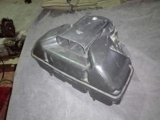 caja filtro de aire yamaha fz750