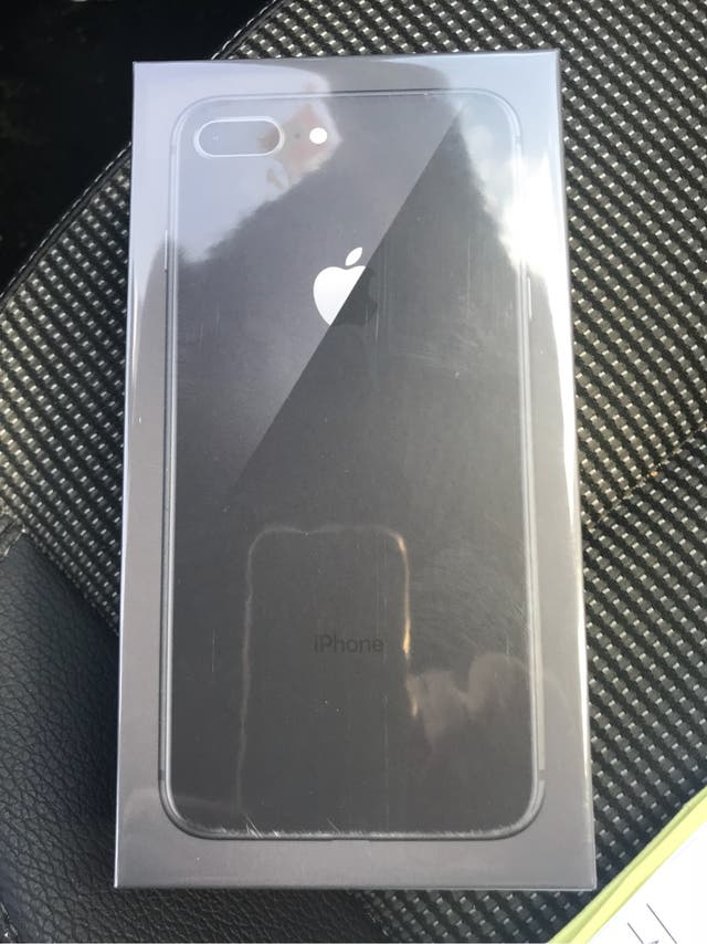iPhone 8 Plus Space Gray de 256Gb