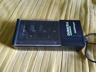Cargador multicharger Duracell