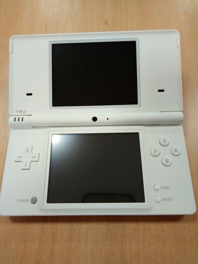 Consola Game Boy DSI blanca