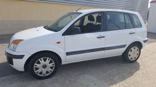 Ford Fusion 2011 en Menorca.