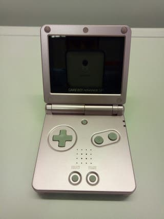 Consola Game Boy Advance SP