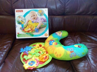 cojin activity para bebes