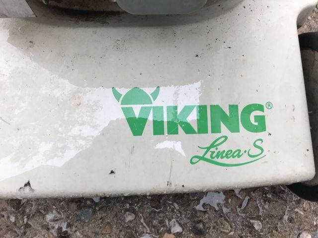 Maquina de segar viking