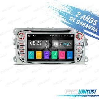 Sistema de GPS Radio Ford Android 7.1
