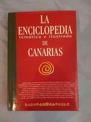 Enciclopedia, completa e ilustrada de Canarias
