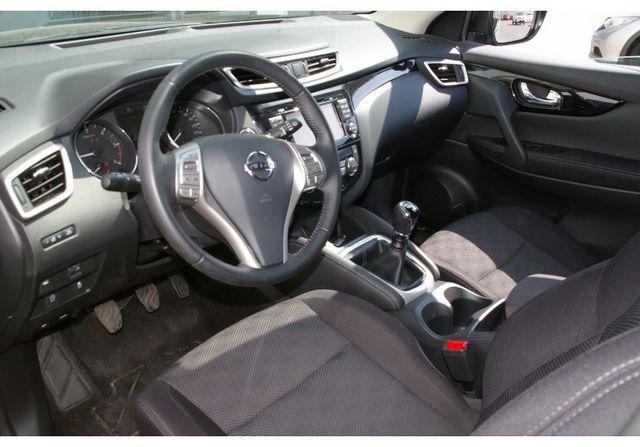 Nissan Qashqai N-CONNECTA 1.5 DCI 110 CV